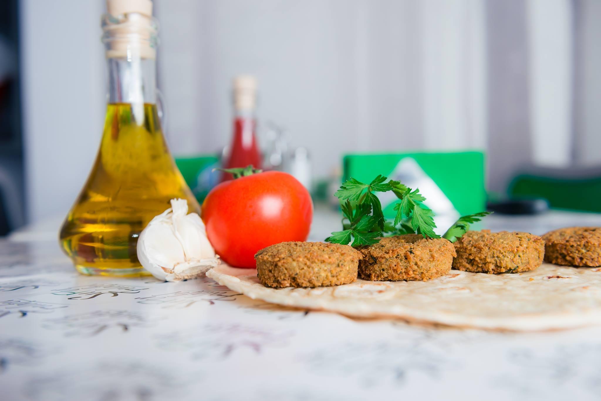 vegan fast food bucharest romania