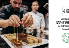 Vegan Pastry MasterClass by Toni Rodriguez