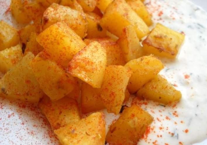 Cartofi in crusta de mustar – D8/P