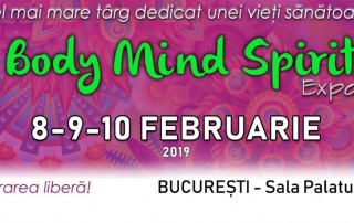 expo body mind spirit 2019 bucuresti
