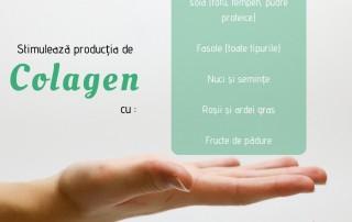 Stimulează producția de colagen cu aceste alimente