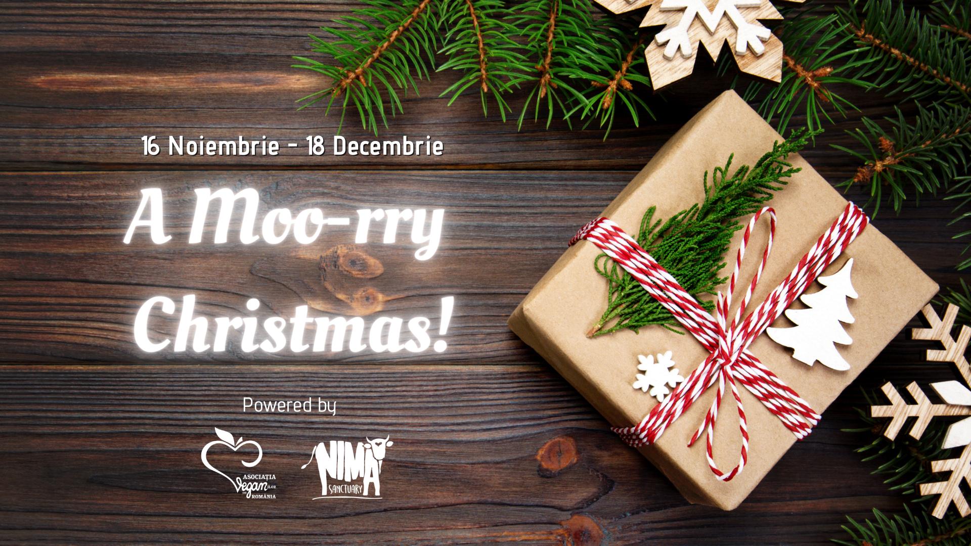 """Tombola """"A Moo-Ry Christmas"""""""